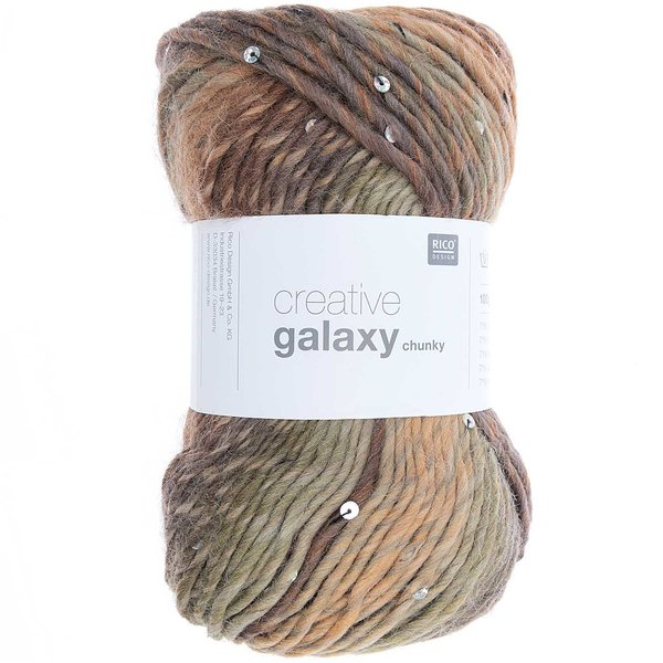 Rico Design Creative Galaxy chunky 100g 100m