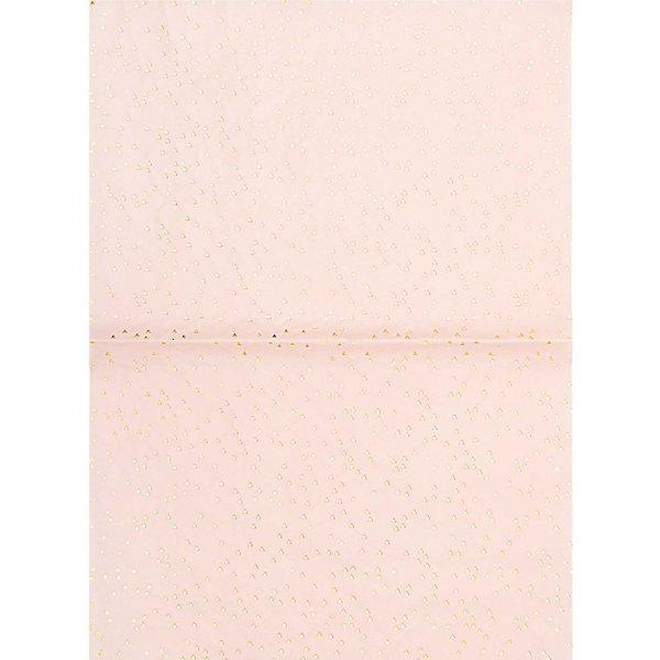 Rico Design Paper Patch Papier Dreiecke gold 30x42cm Hot Foil