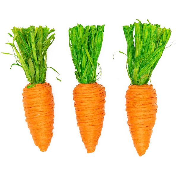 Ohhh! Lovely! Deko Karotten 10cm 3 Stück