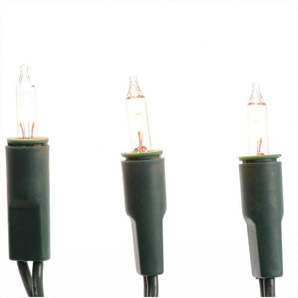 LED Minilichterkette 20 Lichter warmweiß 300cm