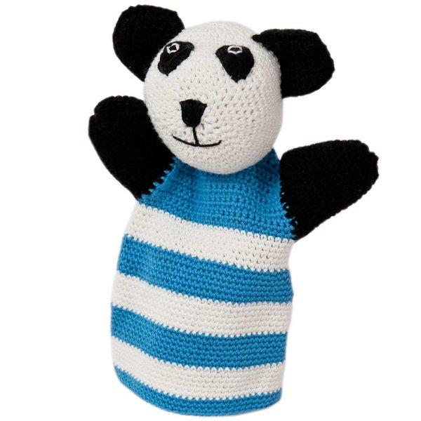 Rico Design Handpuppe Panda Paul