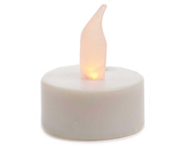 LED Teelicht weiß