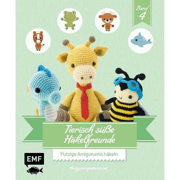 EMF Tierisch süße Häkelfreunde 4