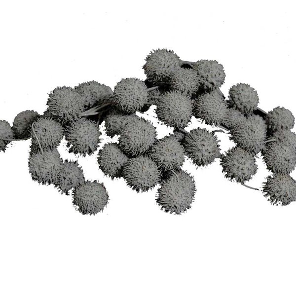Platanenbälle misty-weiß 25g