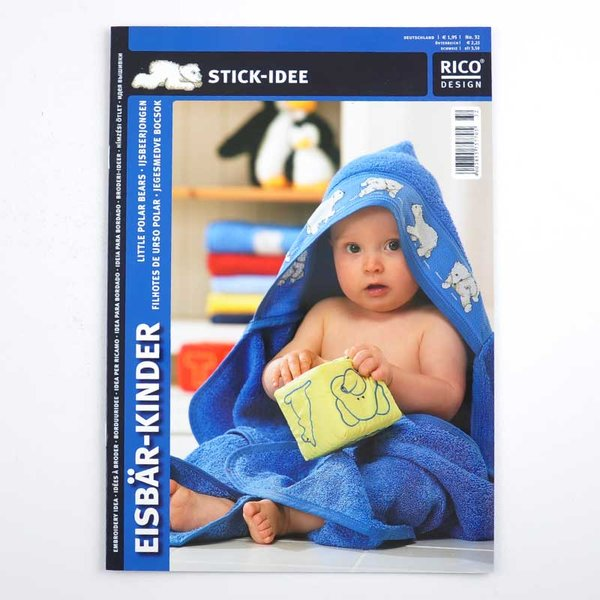 Rico Design Stick-Idee Nr.32