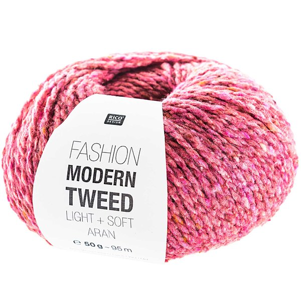 Rico Design Fashion Modern Tweed aran 50g 95m