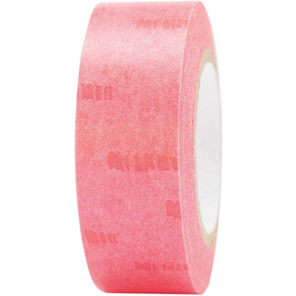 Paper Poetry Tape Struktur neon pink 1,5cm 10m
