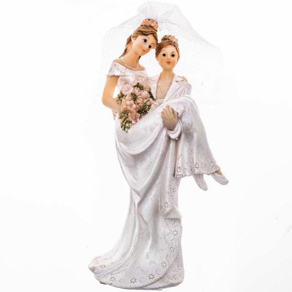 Hochzeitspaar Frauen 14cm