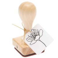 Paper Poetry Stempel Kirschblüte 4x4x8cm
