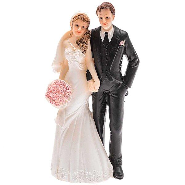Brautpaar modern 16cm