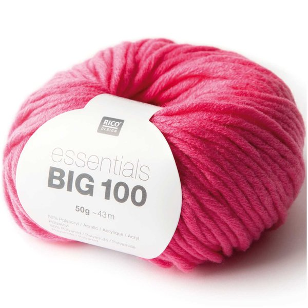Rico Design Essentials Big 100 50g 43m