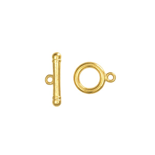 Jewellery Made by Me Knebelverschluß gold 12mm