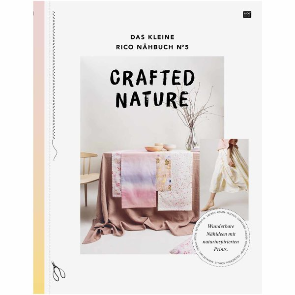 Rico Design Das kleine Rico Nähbuch Crafted Nature