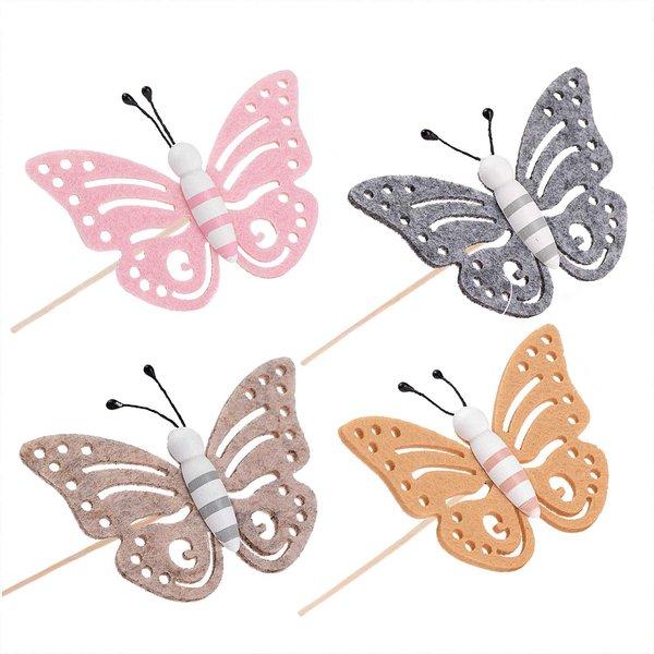 Pick Schmetterling 8,5cm