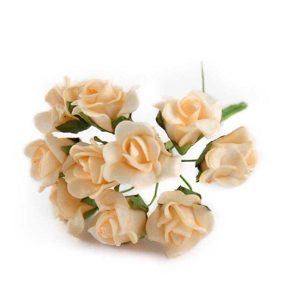 Rosen klein 10 Stück