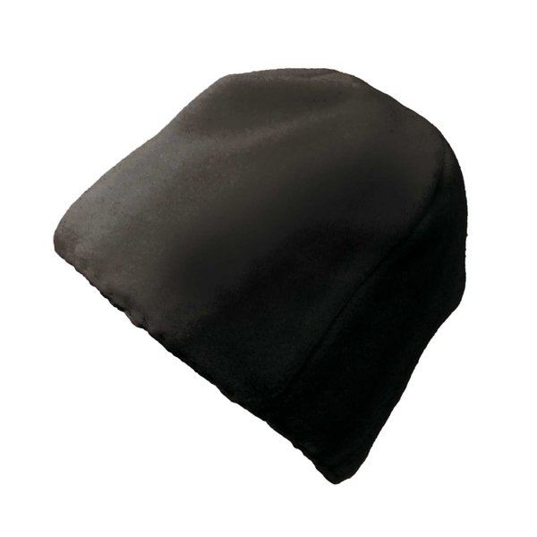 Rico Design Fleecefutter für Mütze schwarz 50-54cm