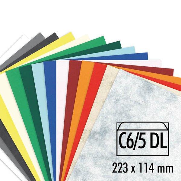 Artoz Kuvert S-Line C6/5 80g/m² 5 Stück
