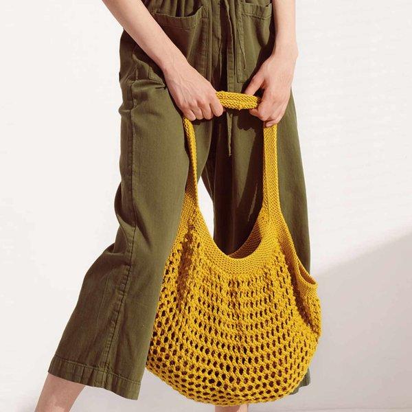 Strickset Tasche Modell 16 aus aus Made by Me Nr. 10