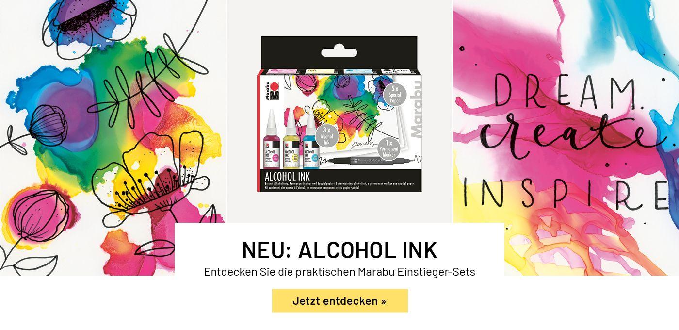 Alkohol Ink