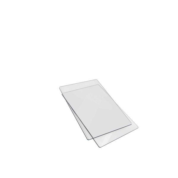 Sizzix Schneideplatten 2 Stück