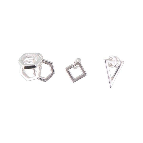 Jewellery Made by Me Anhänger Mix1 3 Stück