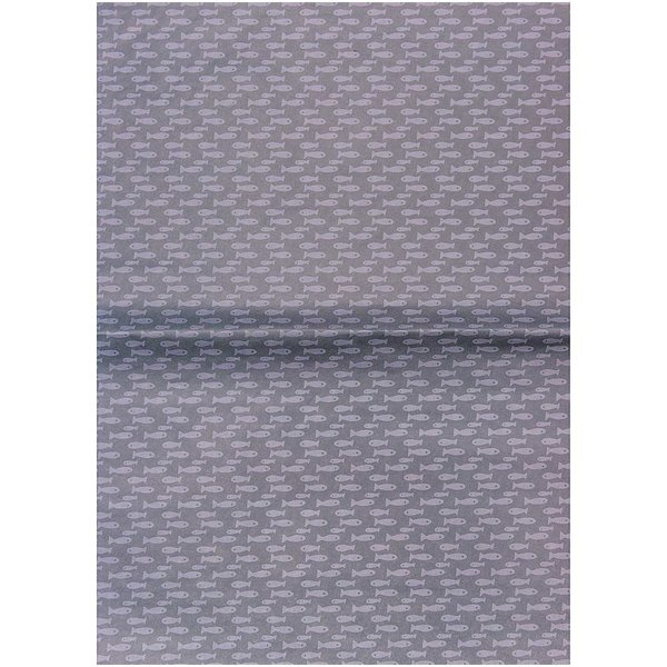Rico Design Paper Patch Papier Mermaid Fische blau 30x42cm