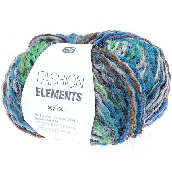 Rico Design Fashion Elements 50g 60m