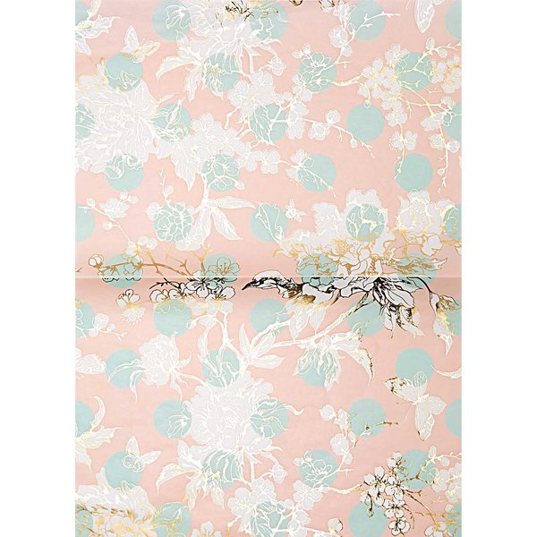 Rico Design Paper Patch Papier Schmetterlinge 30x42cm Hot Foil