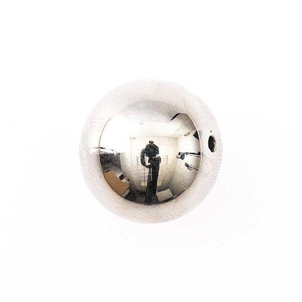 Jewellery Made by Me Kugel silber glänzend Ø=18mm 4 Stück