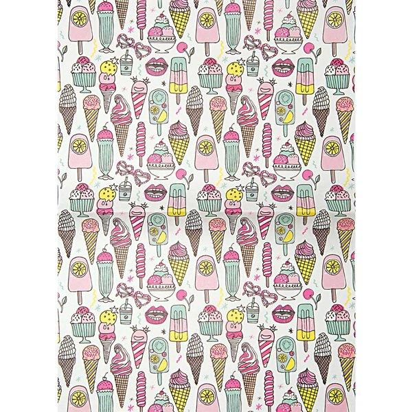 Rico Design Paper Patch Papier Icecream neon 30x42cm