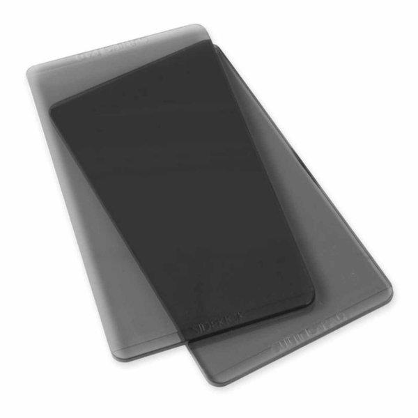Sizzix Sidekick Accessory Cutting Pads Schneideplatten schwarz 1 Paar