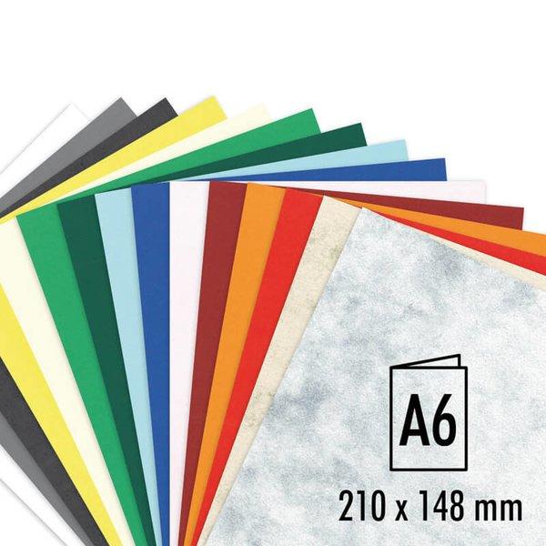 Artoz Doppelkarte S-Line A6 200g/m² 5 Stück