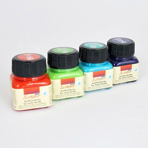 KREUL Javana Stoffmalfarbe für helle Stoffe 20ml
