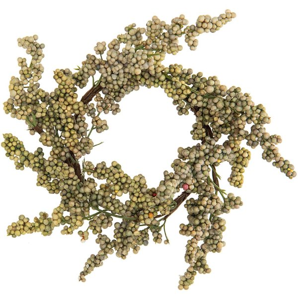 Beerenkranz grün Ø 9cm