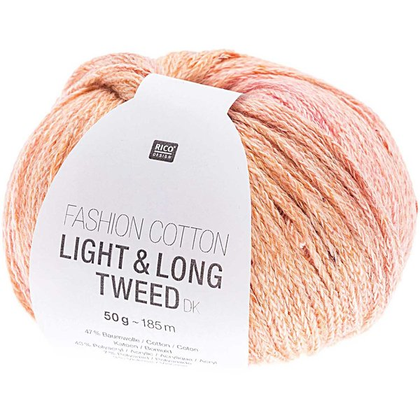 Rico Design Fashion Light & Long Tweed dk 50g 185m