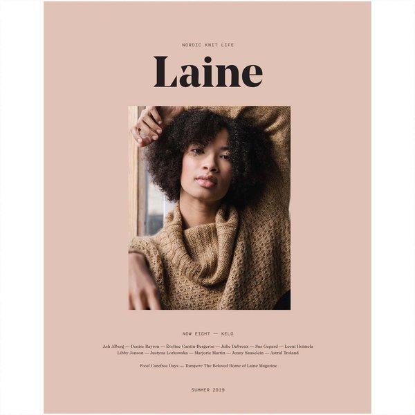 Laine Magazine Issue #8
