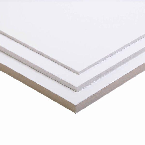 ColArt Foamboard weiß selbstklebend A4 5mm