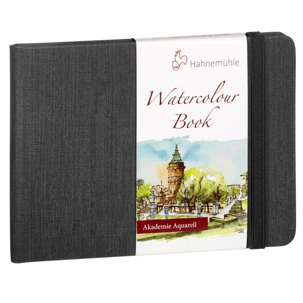 Hahnemühle Watercolourbook A6 30 Blatt