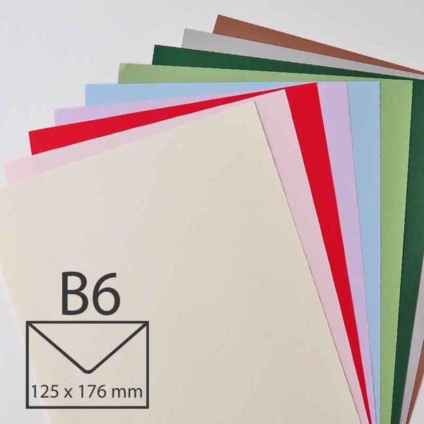 Rico Design Kuvert Essentials B6 5 Stück
