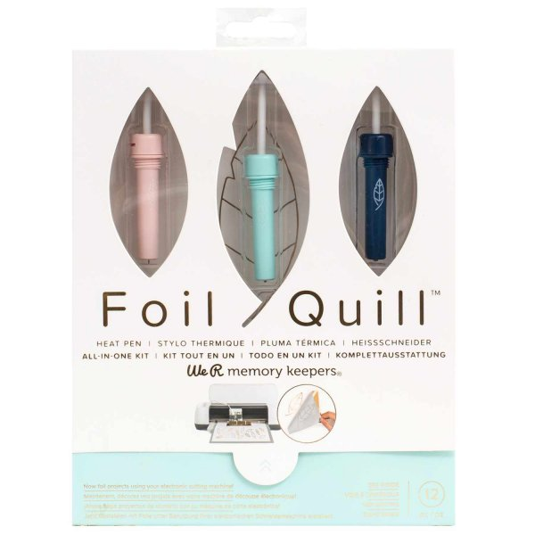 We R Memory Keepers Foil Quill All-In-One Kit für Plotter