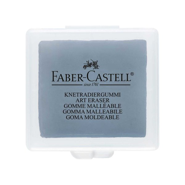 Faber Castell Knetradierer grau
