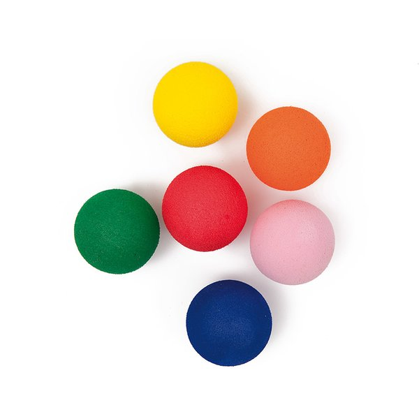 Rico Design Moosgummikugeln mehrfarbig