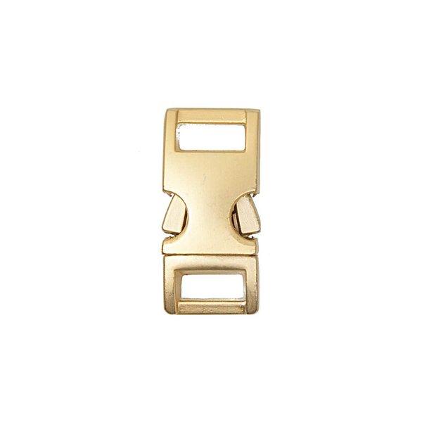 Jewellery Made by Me Steckverschluss gold glänzend 14mm