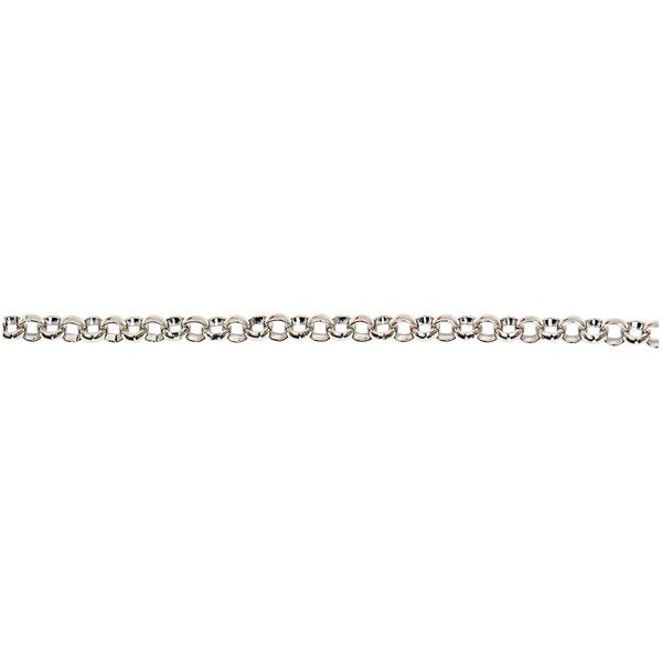 Jewellery Made by Me Gliederkette silber 5-6mm 1m