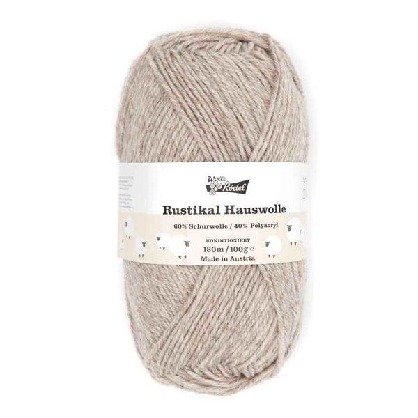 Wolle Rödel Rustikal Hauswolle 100g 200m