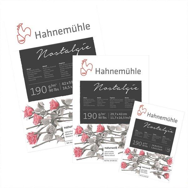 Hahnemühle Skizzenblock Nostalgie 190g/m² 50 Blatt
