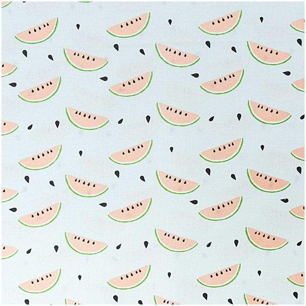 Rico Design Stoff Melone mint 50x140cm