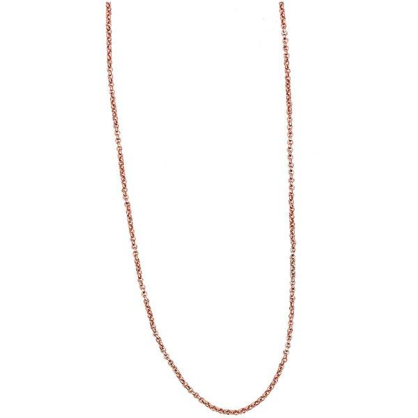 Rico Design Gliederkette roségold 70cm