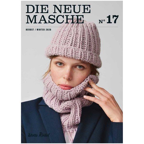 Wolle Rödel Die Neue Masche Nr. 17 Anleitungen Herbst-Winter
