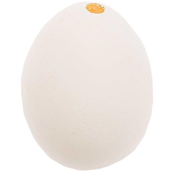 Hühnerei weiß ausgeblasen 5,5cm 6 Stück